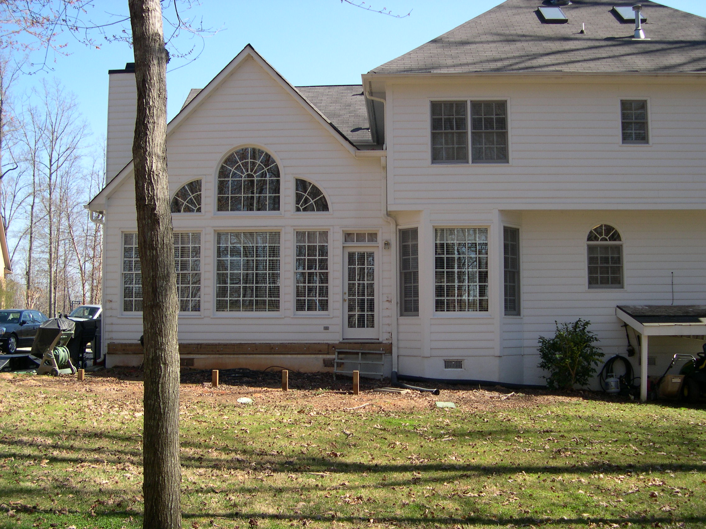 Family Room Addition Matthews NC., builders of Screened Porches ...