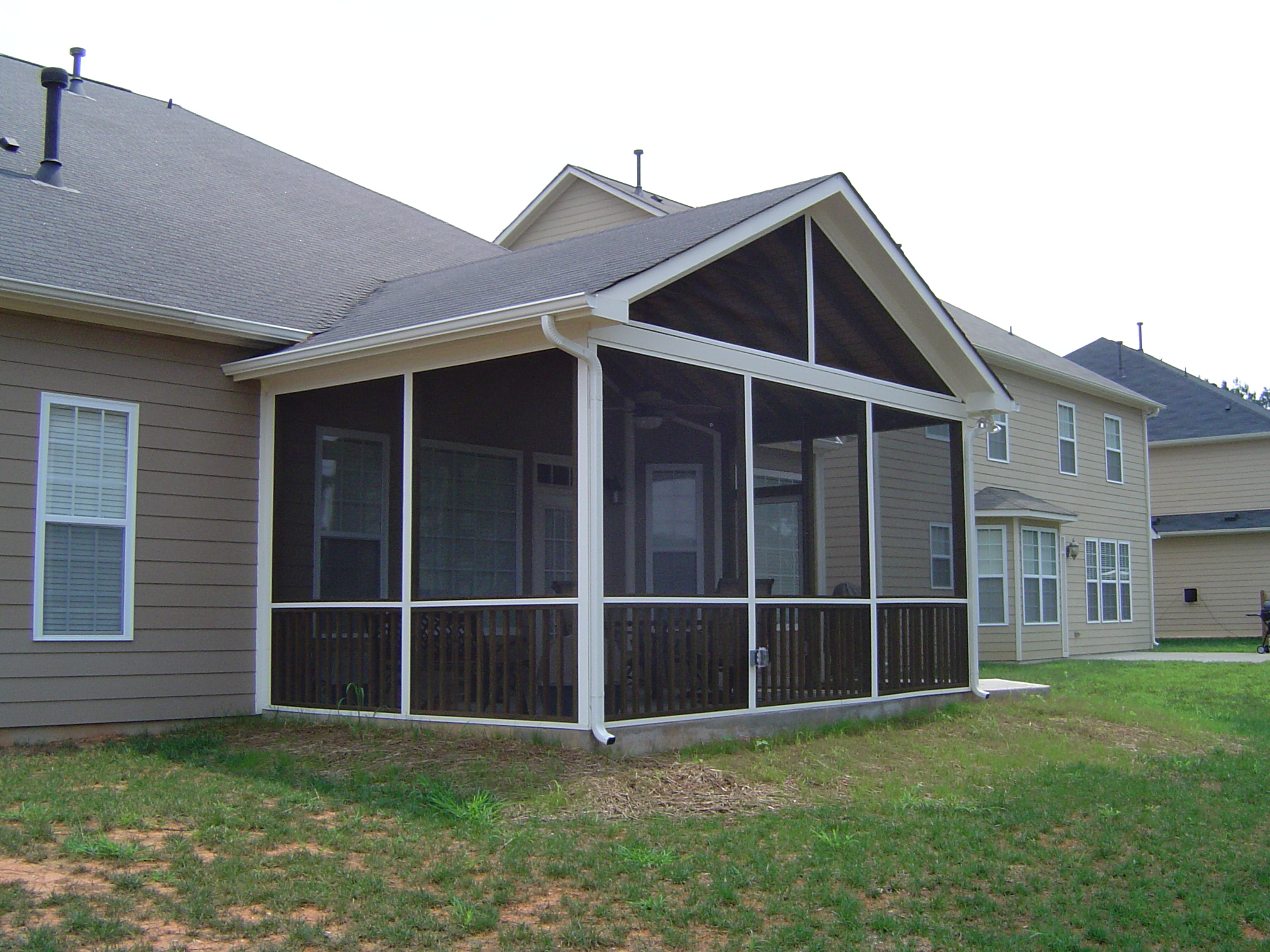 Mobile home plans with porches joy studio design gallery for Screened in porch ideas for mobile homes