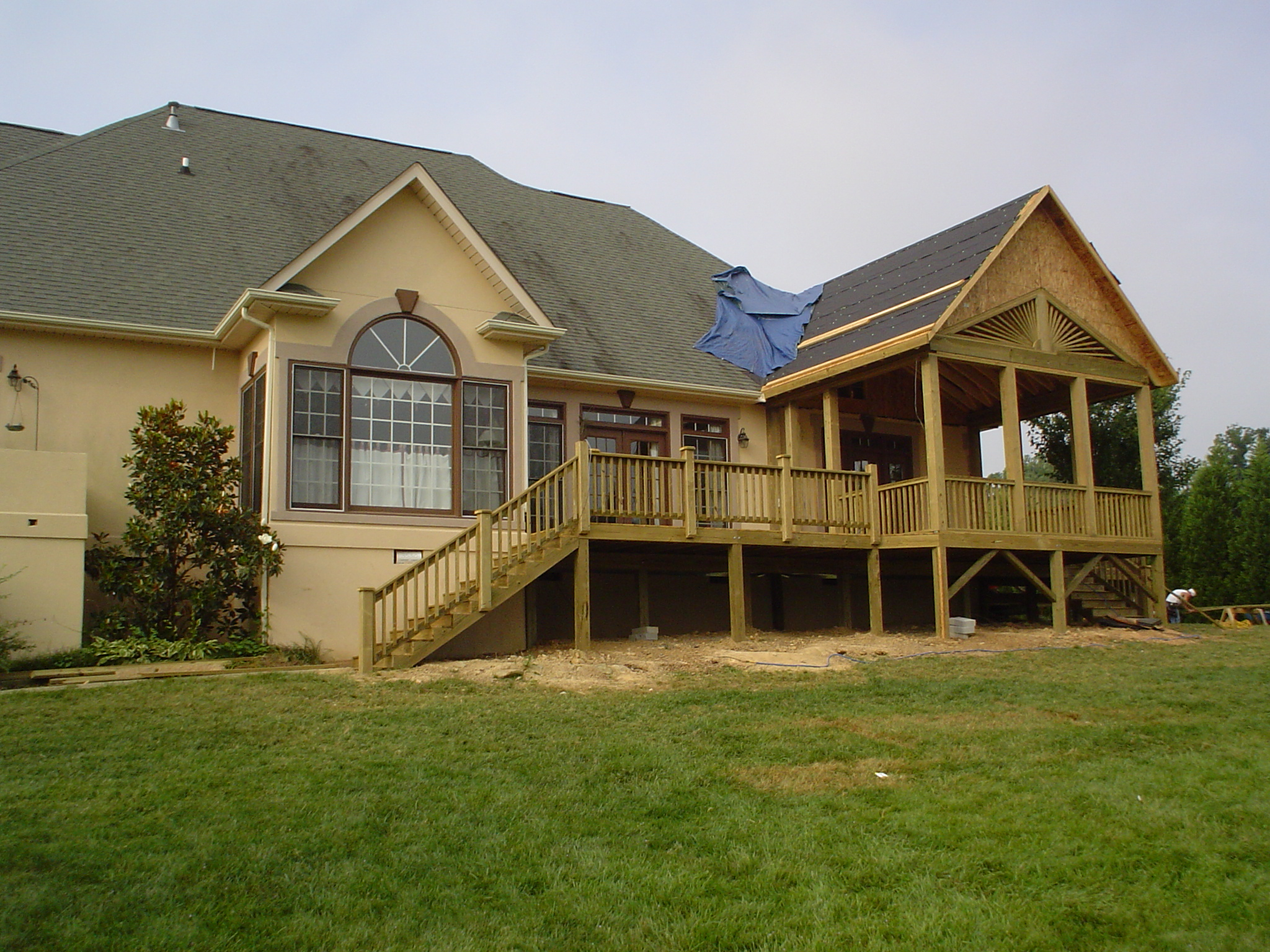 Image Result For Porch Roof Designs Pictures
